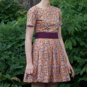 Adorable Mata Traders floral dress